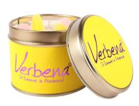 Lily Flame Tinned Candle - Verbena